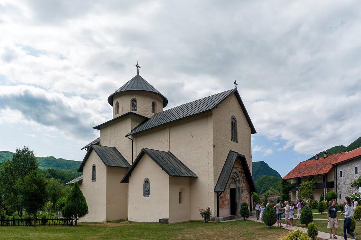 Манастир Морача
