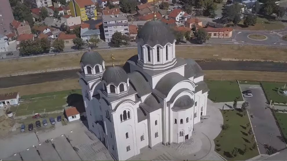 Црква Христовог Васкрсења - Ваљево