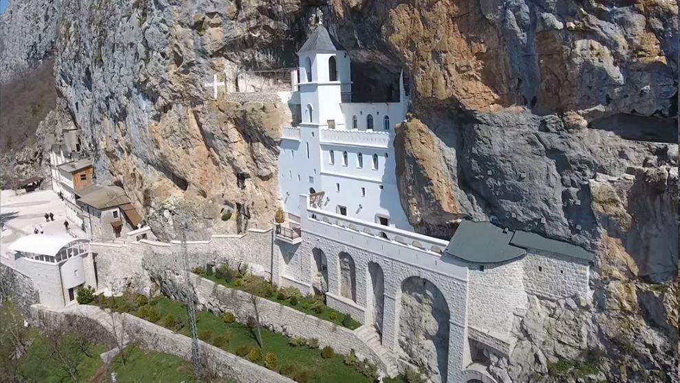 Горњи манастир Острог