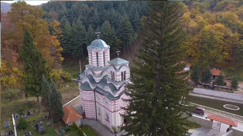Манастир Тумане