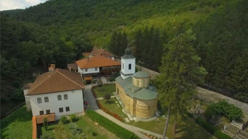 Манастир Драча