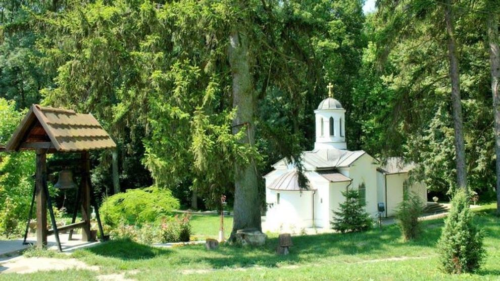 Манастир Баваниште