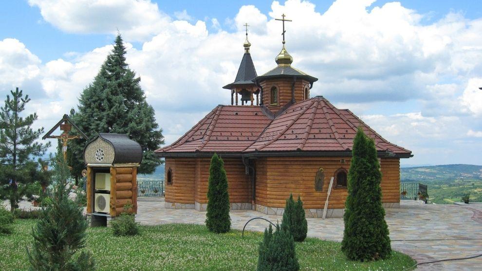 Манастир Лешје