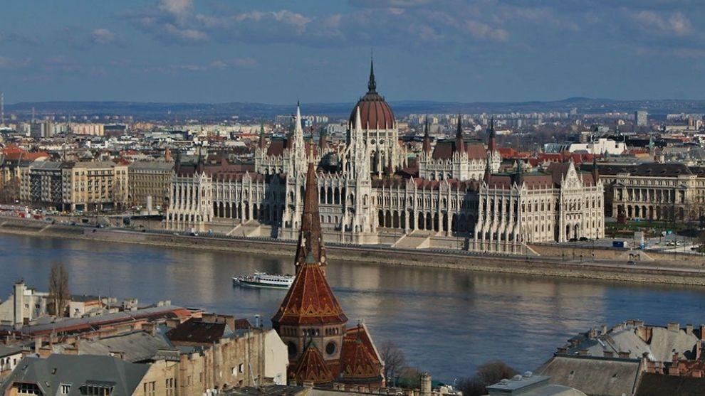 naslovna Budimpešta