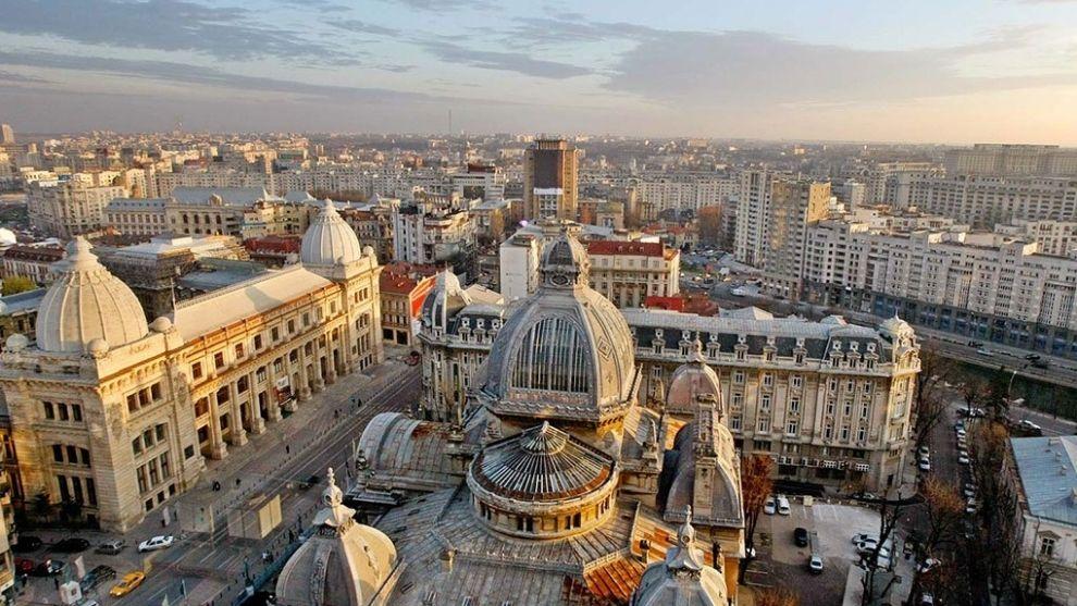 naslovna Bukurešt