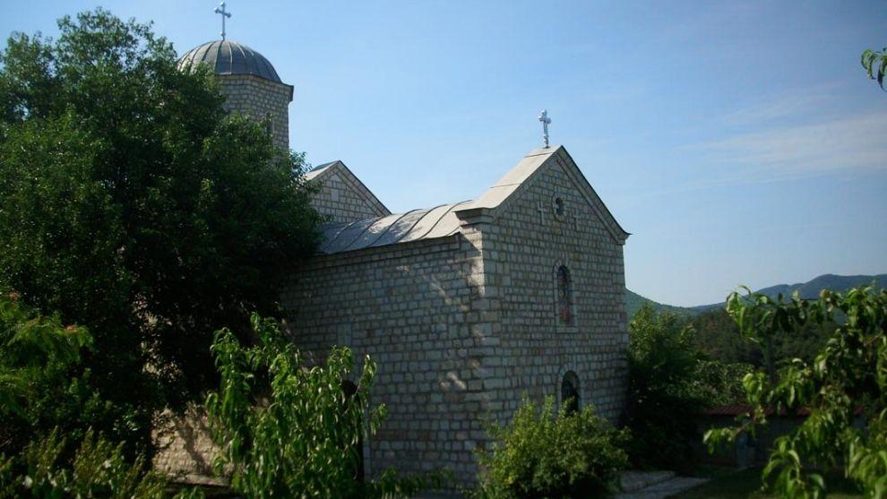 naslovna Manastir Sveta Trojica Ždrelo