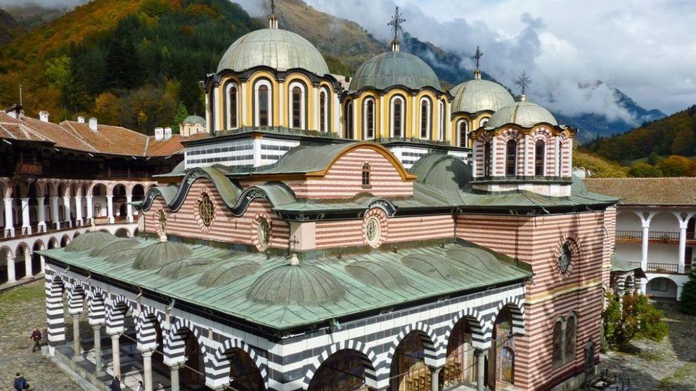 naslovna Rilski Manastir