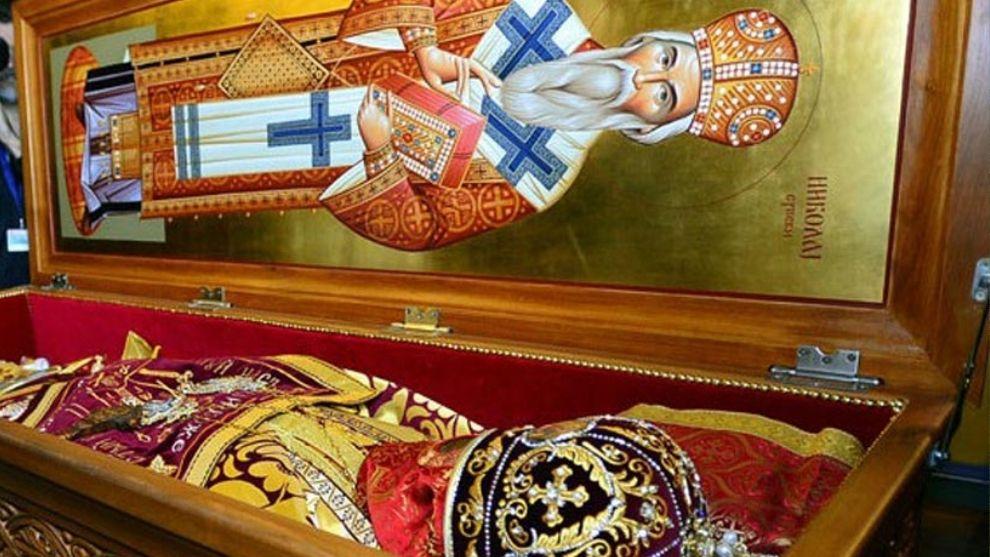 naslovna Sveti Vladika Nikolaj