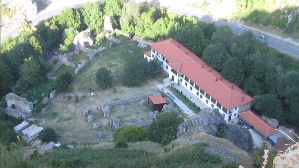 naslovna Manastir Svetih Arhangela