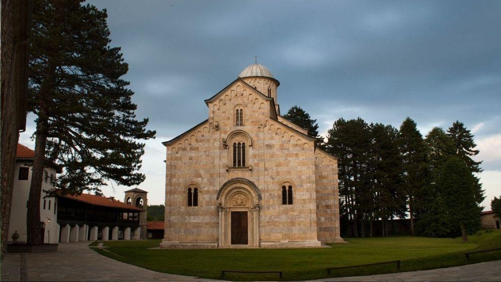 naslovna Manastir Dečani