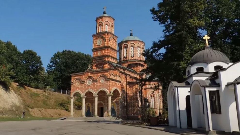 naslovna Manastir Djunis