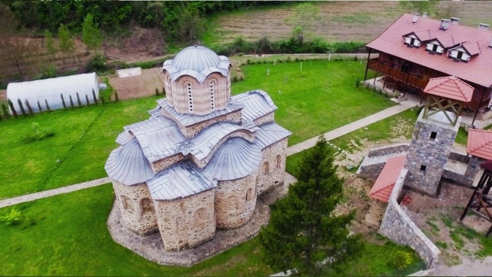naslovna Manastir Drenča